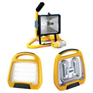 Portable Work Lighting