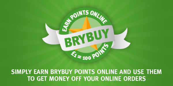 About Us - BryBuy Points
