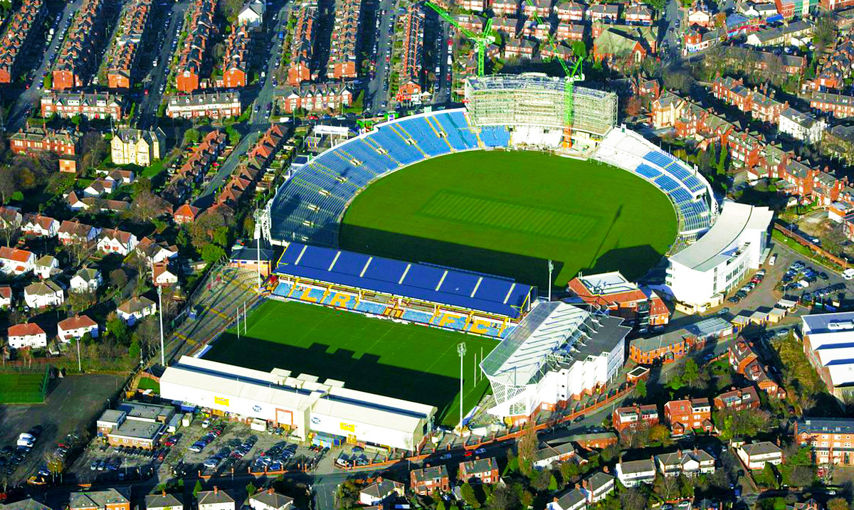 Headingley Cricket And Rugby Stadium Revamp Unveiled Bryson