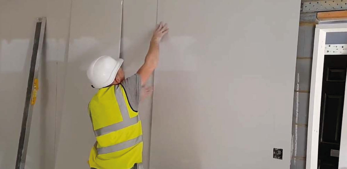 Dry Lining Tools And Practices: Mitigating Work Site Hazards