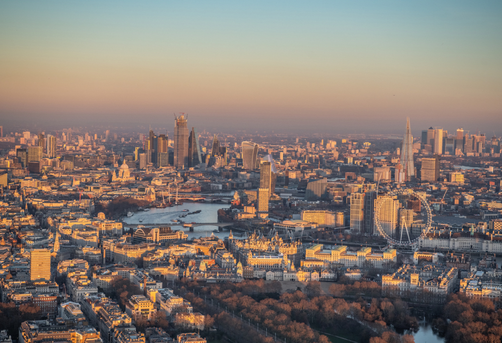 Record number of tall buildings to join London's skyline in 2019